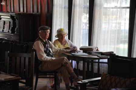 Volunteers at Pine Lodge